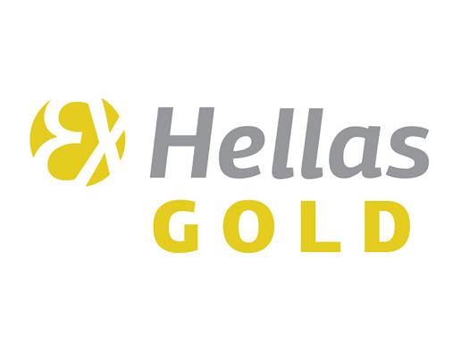 HELLAS GOLD logo