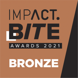 IMPACT BITE AWARDS Bronze cosmoONE